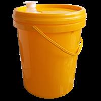 Ember Plastik Pail Pull Up 25 liter