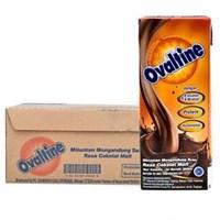 Jual Ovaltine Chocolate Malt 1  liter x 12 pcs per carton