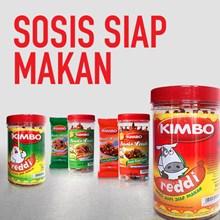 KIMBO SOSIS Frozen Food IKAN REDDI OTAK-OTAK TPS 23 gr x 6 toples