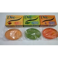 Deo Sulphur Solid 75 yellow x 72 pcs per carton