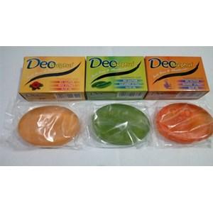 Deo Sulphur Solid 75 yellow x 72 pcs per carton