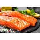 Gorry Salmon Mentah Non Bumbu @150gr per pcs x 750gr per pack x 5 pack 1