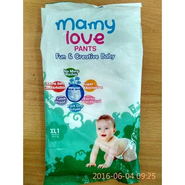 mamy love XL1 x 120 pcs/ctn