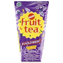 Fruit tea genggam 200 ml x 24 pcs per carton