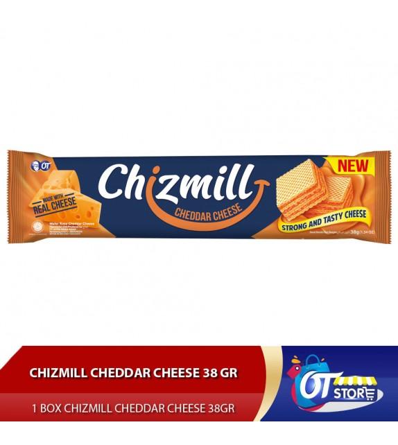 Sell CHIZMILL CHEDDAR CHEESE 38 GR X 12 PCS PER BOX X 10 BOX PER CARTON  from Indonesia by PT Jaya Utama Santikah,Cheap Price