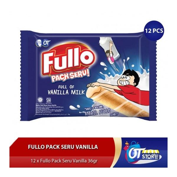 FULLO PACK SERU VNL 36 GR