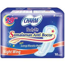 Charm Body Fit SC Night Wing 29cm 10P