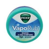 VICKS VAPORUB 10 GM
