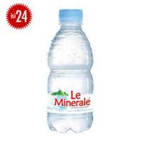 LE MINERALE 24BTLX330ML