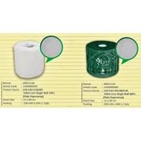 LIVI EVO LUXURY Toilet Core Single Roll 328's ( Plain Paperwrap )