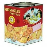 Konghuan Asstor Biscuit red 1600grx6 klg/ctn