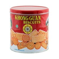 Konghuan Asstor Biscuit red mini 650grx6klg/ctn