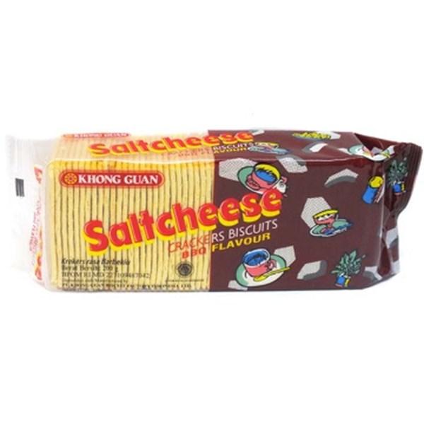 Khonghuan saltcheese barbeque 200grx 6x5pak/ctn