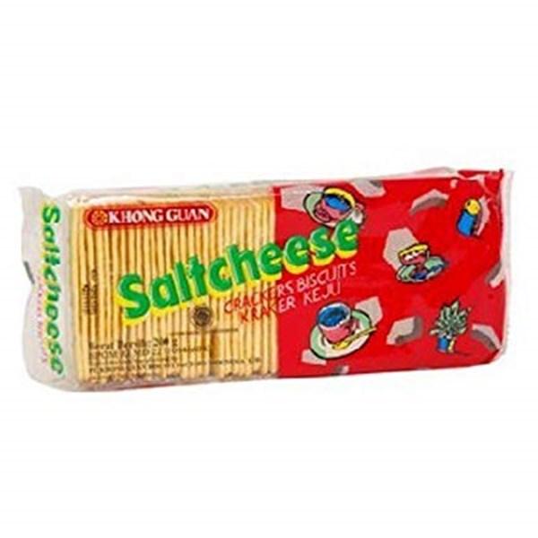 Khonghuan saltcheese crackers 200gr (gt)x24pak/ctn