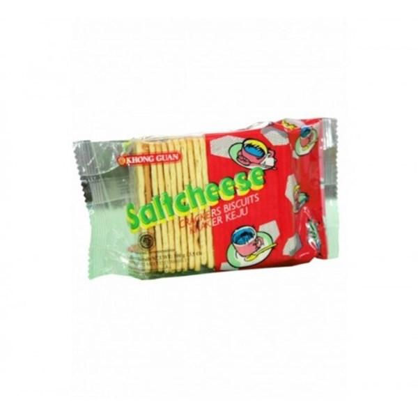 Khonghuan saltcheese pocket 100grx 4x10pak/ctn