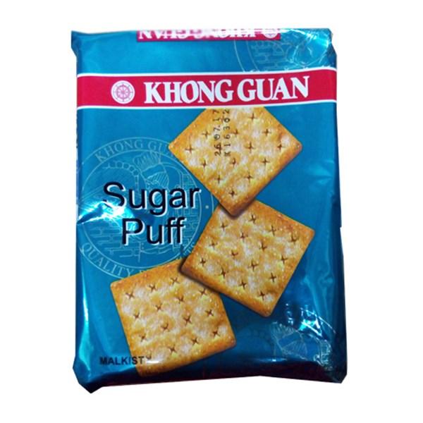 Khonghuan sugar puff 275grx 24pak/ctn