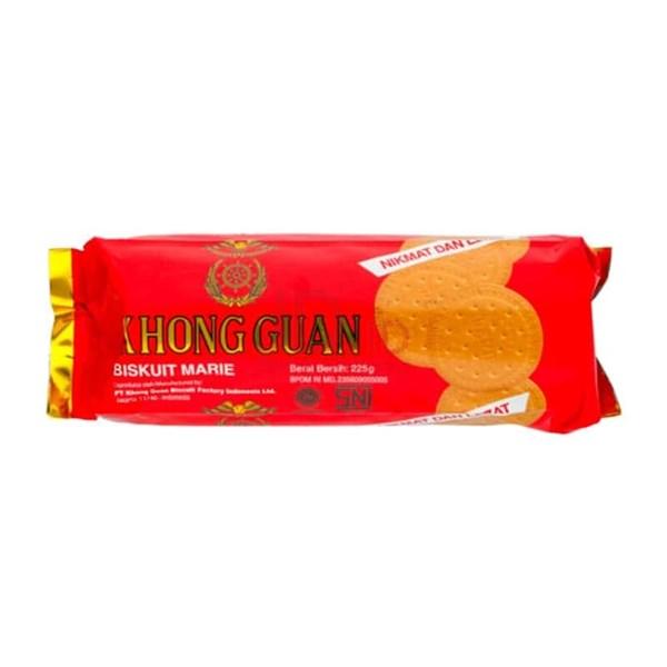 Khonghuan marie biscuit special 225grx 24pak/ctn