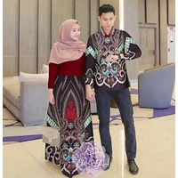 Jual Gamis Zakiyah couple