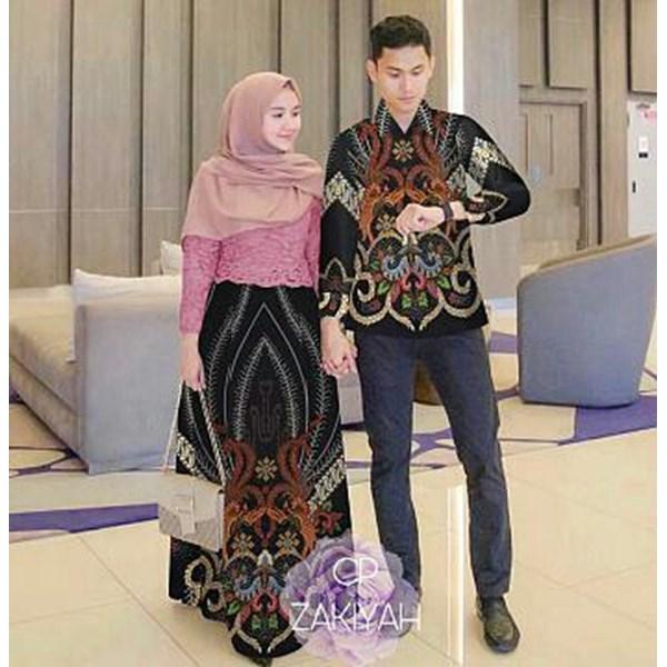 Gamis Zakiyah couple