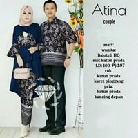 Gamis Atina couple