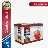 Quaker 3in 1 SIC Chocolate 29 gr 6x20 pcs /ctn