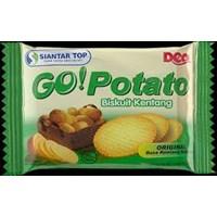GO POTATO ORIGINAL 12X20g