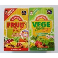 Heltis Vegetable 12x18gr