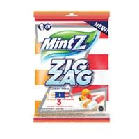 ZIG ZAG PERMEN ORG STRAWBERRY 97.5GR X 24PCS/CTN