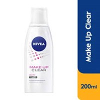 NIVEA MAKE UP CLEAR WHITE CLEANSING TONER 200ML X 12BOTOL/CTN