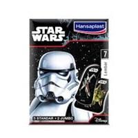 HANSAPLAST STARWARS 7'S ASSORTED 6X30  X 180AMPLOP/CTN
