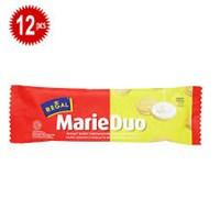 Regal marie duo sachet vanila 20gr 8x12 pack/ctn