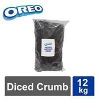 Premium Choc Diced Crumb 12kg x 1pcs/ctn