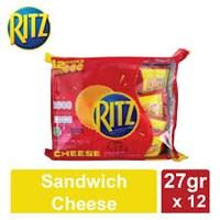 Ritz Sandwich Cheese 27gr x 144pcs/ctn