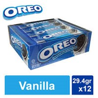 Oreo Vanilla 29.4gr x 2x((12+1)
