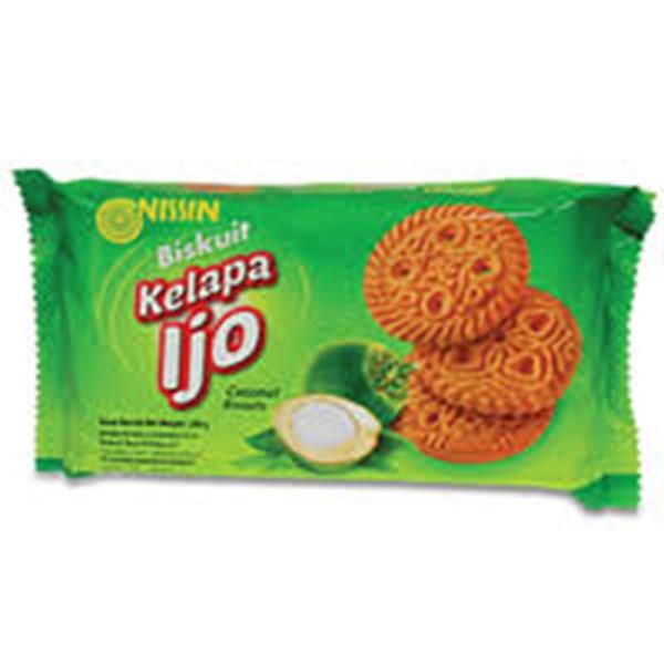 Nissin biscuit coco 110 gr x 45pcs/ctn