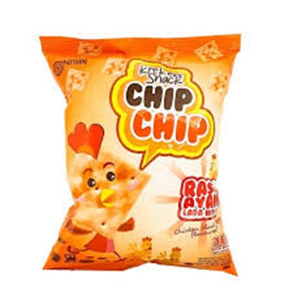 Nissin chip chip ayam lada hitam 35 gr x 30pcs/ctn