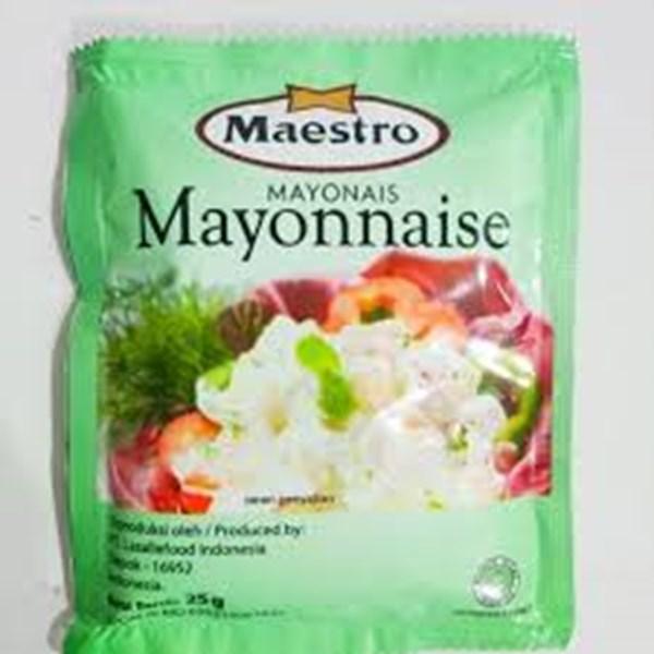 Mayonaise  sachet (K) 25 grm x 8 x 10pcs/ctn