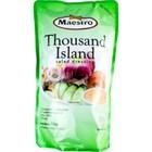 Maestro Thousand  island pouch 1 kg x 10pcs/ctn 1