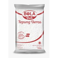 Tepung beras bola deli kemasan 500gr  x 20pak /ctn 1