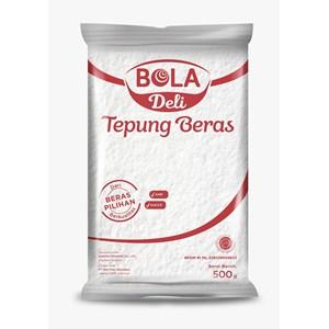 Tepung beras bola deli kemasan 500gr  x 20pak /ctn