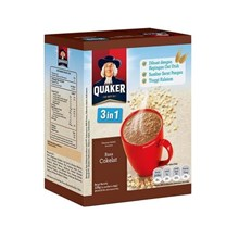 Quaker 3in 1 SIC Chocolate 29 gr x 120pcs /ctn