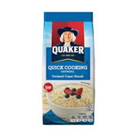 Quaker Quick cooking oatmeal 200 gr x 36 pcs /ctn
