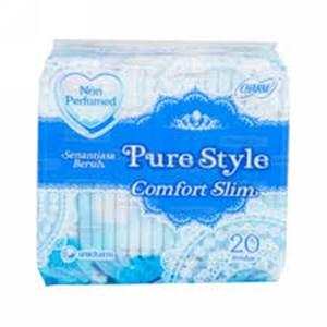 Pantyliner Comfort Slim NP 20P x 72pack/ctn