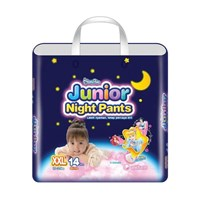 MamyPoko Junior Night Pants XXL14B/G x 6pack/ctn