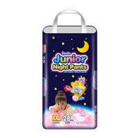MamyPoko Junior Night Pants XXL28B/G x 3pack/ctn
