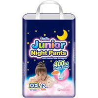 MamyPoko Junior Night Pants XXXL12B/G x 6pack/ctn