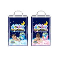 MamyPoko Junior Night Pants XXXL24B/G x 3pack/ctn
