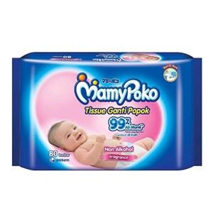 MamyPoko Wipes Reguler 80 P/ NP x 12pack/ctn