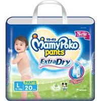 MamyPoko Pants Extra Dry L20 x 6pack/ctn