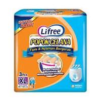 Liffre Popok Celana XL3 x 10pcs/ctn